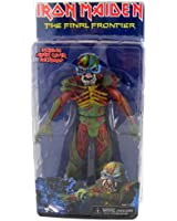 NECA 33795 - Iron Maiden Final Frontier Eddie Action Figur, 18 cm