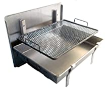 Large Fire Pan Package - A Firepan for Camping and Rafting