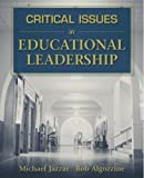 img - for Critical Issues in Educational Leadership by Michael Jazzar (2005-07-25) book / textbook / text book