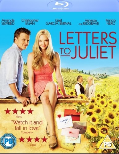 Letters to Juliet [Blu-ray] [Import anglais]