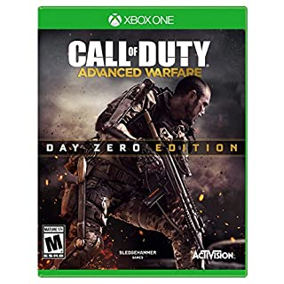 by Activision Inc.  84 days in the top 100 Platform: Xbox OneRelease Date: November 3, 2014Buy new:   $59.99