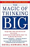The Magic of Thinking Big (A fireside book)