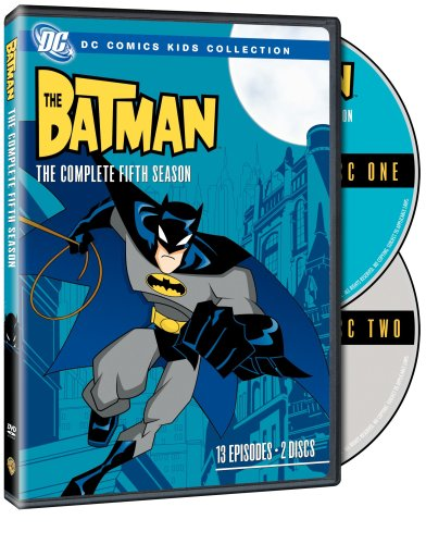 The Batman - The Complete Fifth Season at Gotham City Store