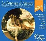 Cover of La Potenza d'Amore (The Power of Love) / Miricioiu, Cullagh, Shkosa, Ford, Matteuzzi, Maggie, D. Harper
