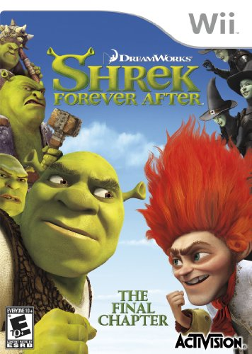 Shrek Forever After - Nintendo Wii - 1