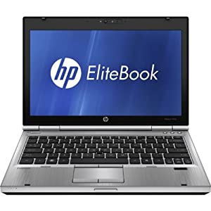 "Hp Elitebook 2560P Lw883Aw 12.5"" Led Notebook - Core I5 I5-2540M 2.60Ghz - Silver"
