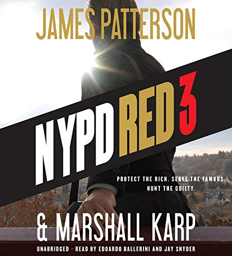 NYPD Red 3 by James Patterson, Marshall Karp