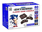 セガ メガドライブ (海外名 Genesis ) Classic Game Console ゲーム80種本体内蔵 [並行輸入品]