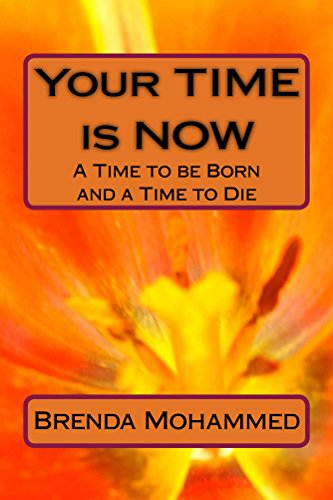 Book: Your TIME is NOW by Brenda Mohammed