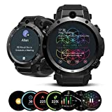 Zeblaze THOR S 3G Smartwatch Phone 1GB RAM GPS WiFi Bluetooth Camera Heart Rate