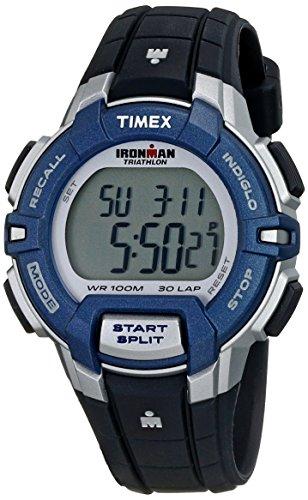 Timex Women's T5K8109J Ironman Rugged 30 Digital Display Quartz Black Watch (Iron Man Woman compare prices)
