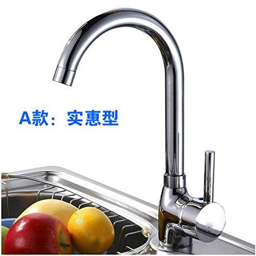 bfdgn-semplice-resistente-e-robusto-rame-spazzolato-il-rame-360-gradi-di-rotazione-manuale-a-base-di