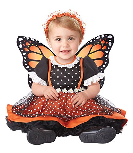 California Costumes Baby Girls' Butterfly Kisses Infant