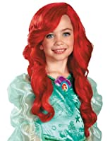 Disney Kids Ariel Wig from Disguise Inc