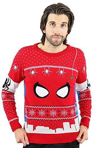 Spiderman Christmas Sweater