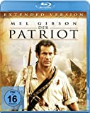DVD Cover 'Der Patriot (Extended Version) [Blu-ray]