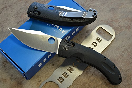 Benchmade 746 Mini Onslaught AXIS Lock Knife w/ Free Benchmade Bottle Opener