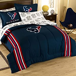 Houston Texans Bed In a Bag by Northwest