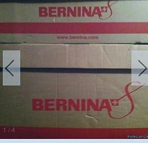 Bernina 830 Embroidery and Sewing Machine