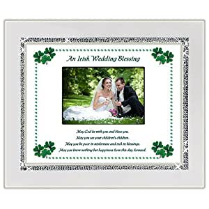 Wedding Gifts For Groom Ireland : Amazon.com - Irish Wedding Gift for Bride & Groom - Irish Wedding ...