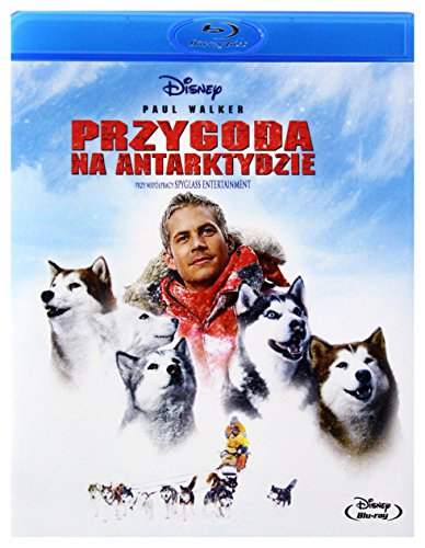 Eight below [Blu-Ray] (English audio. English subtitles)