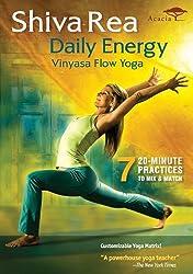 Rea;Shiva Daily Energy Flow
