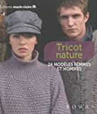 echange, troc Collectif - Tricot nature