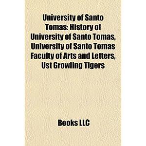 University Of Santo Tomas History | RM.