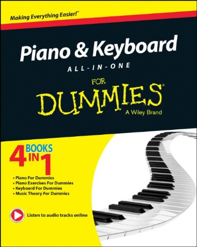 Piano And Keyboard All-In-One For Dummies (For Dummies (Sports & Hobbies))