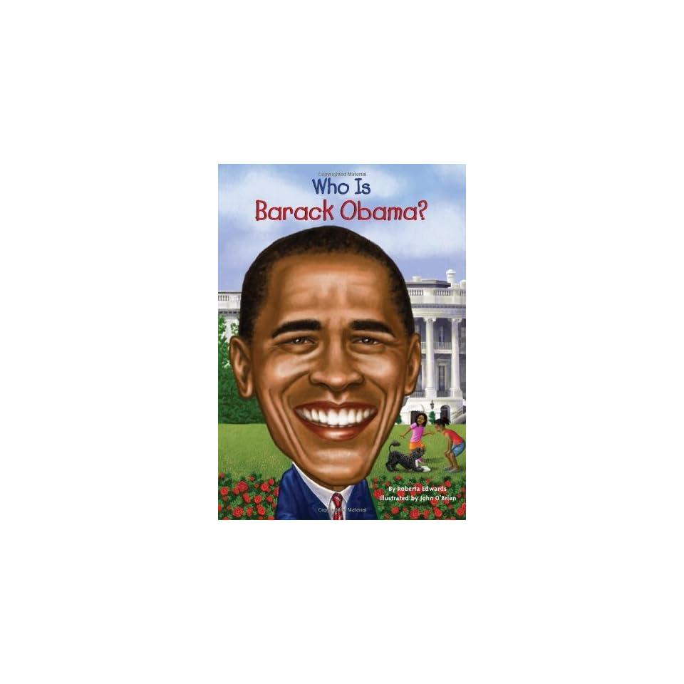 Barack ObamaA Pocket Biography of Our 44th President
