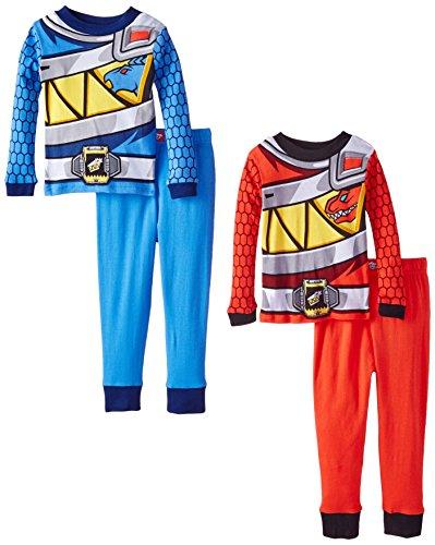Power Rangers Pajamas For Boys