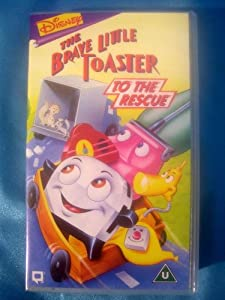 Amazon.com: The Brave Little Toaster to the Rescue [VHS ...
