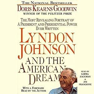 Lyndon Johnson and the American Dream Audiobook