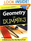 Geometry For Dummies (For Dummies (Lifestyles Paperback))