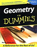 img - for Geometry For Dummies (For Dummies (Lifestyles Paperback)) book / textbook / text book