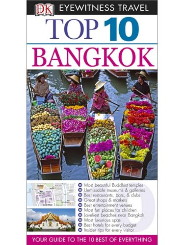 Top 10 Bangkok in Thailand travel guide book