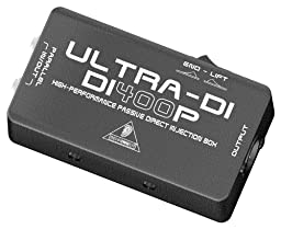 Behringer DI400P Passive Direct Box