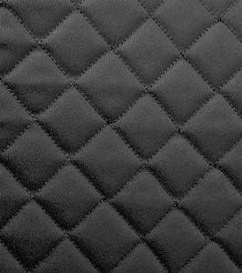 Hemline Studio Collection Sewing Machine Hand Tote Black