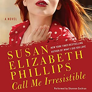Call Me Irresistible Audiobook
