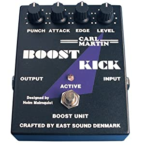 Great deal on the Carl Martin Boost Kick at Amazon