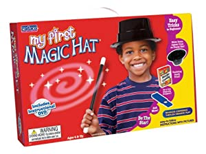 My First Magic Hat with DVD Instructions