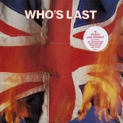 The Who - Who`s Last - Zortam Music