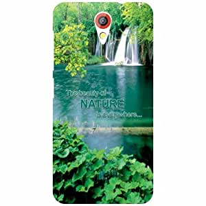HTC Desire 620G Back Cover - Waterfall Designer Cases