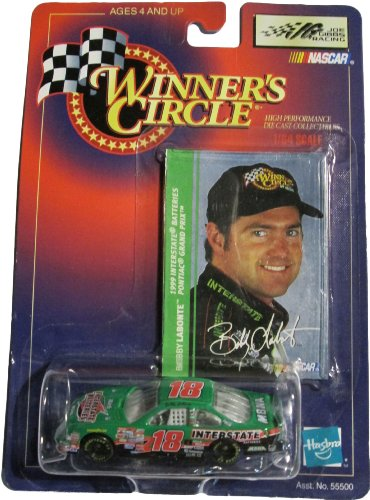 Winner's Circle Nascar 1999 #18 Bobby Labonte Pontiac Grand Prix