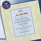 Le Clavier bien temp�r�, livre II, BWV 870-893