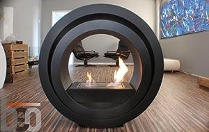 BeoFires 'Twisk' Premium Bioethanol Flueless Fireplace by BEO Fires