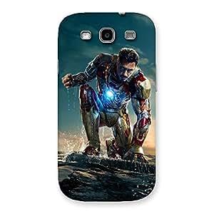 Cute Style Genius Multicolor Back Case Cover for Galaxy S3