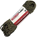 Paracord Planet 25 550lb Type III Multi Camo Paracord