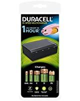 Duracell CEF22 Chargeur Multi 3 heures