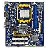 Foxconn A76ML-K 3.0 Socket AM3 AMD 760G DDR3 A&V&GbE MATX Motherboard